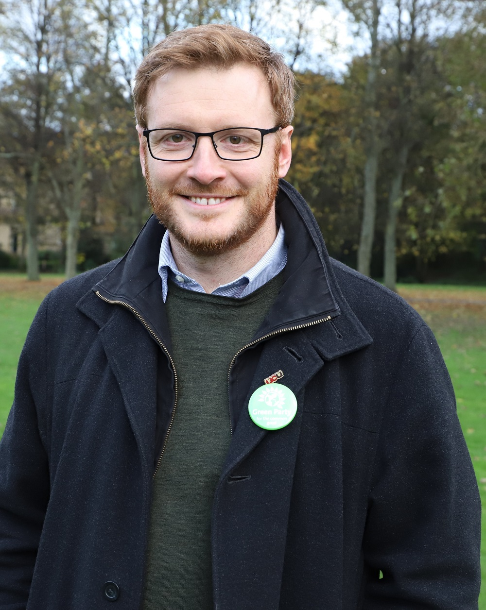 Alistair Ford - Candidate for Newcastle North