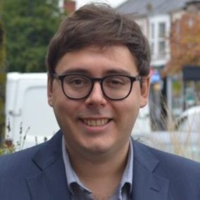 Nick Hartley - Candidate for Newcastle East